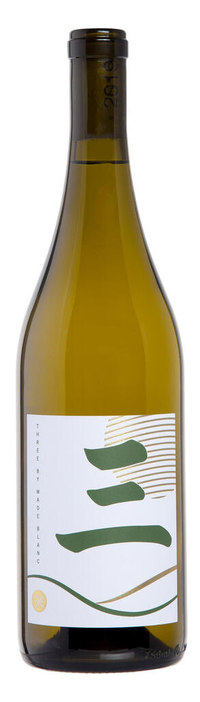 Wade Cellars Three by Wade Chenin Blanc Bottle Preview