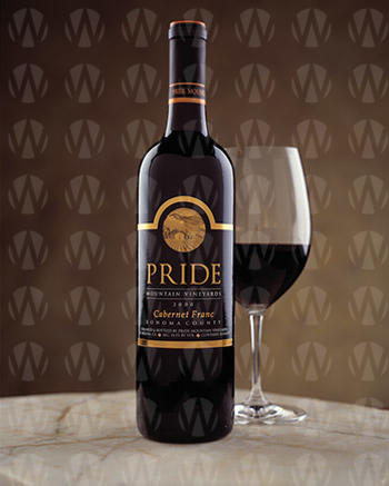 Pride Mountain Vineyards Cabernet Franc