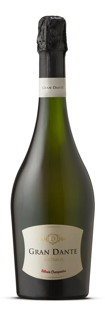 Bodega Dante Robino Gran Dante Brut Nature Bottle Preview