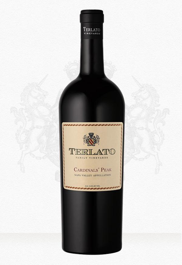 Terlato Vineyards Cardinals' Peak Bottle Preview