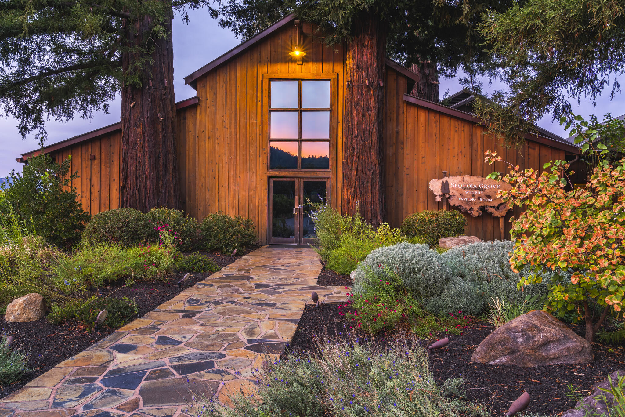 Sequoia Grove Winery Cover Image
