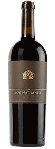 Jon Nathaniel Cellars Windfall Vineyard Merlot Bottle Preview