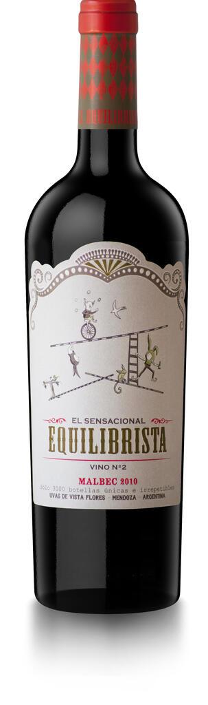 SENSACIONAL EQUILIBRISTA Bottle