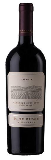 Pine Ridge Vineyards Oakville Cabernet Sauvignon Bottle Preview