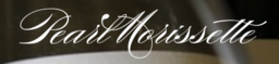 Pearl Morissette Estate Winery Logo