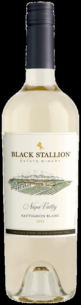 Black Stallion Estate Winery HERITAGE NAPA VALLEY SAUVIGNON BLANC Bottle Preview