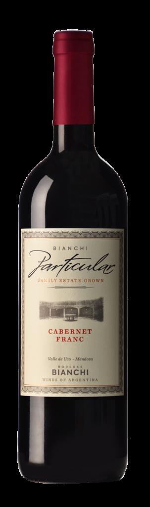 Bodegas Bianchi Particular Cabernet Franc Bottle Preview