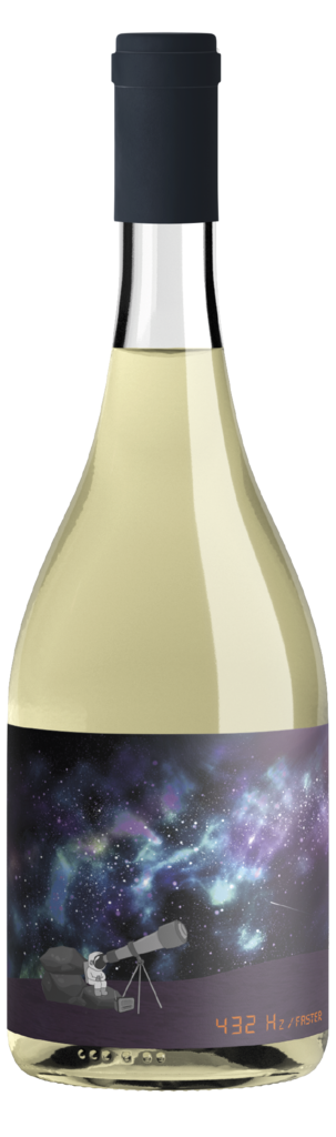 Crowdfarming.wine 432Hz / Faster Bottle Preview