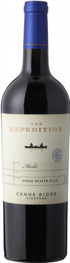 Canoe Ridge Vineyard The Expedition Merlot Bottle Preview