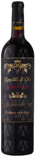 Vignoble d'Oka Mystère Rouge Cuvée