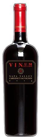 Vinum Cellars Napa Cab Bottle Preview