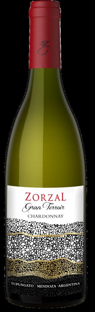Zorzal Wines Gran Terroir Chardonnay Bottle Preview