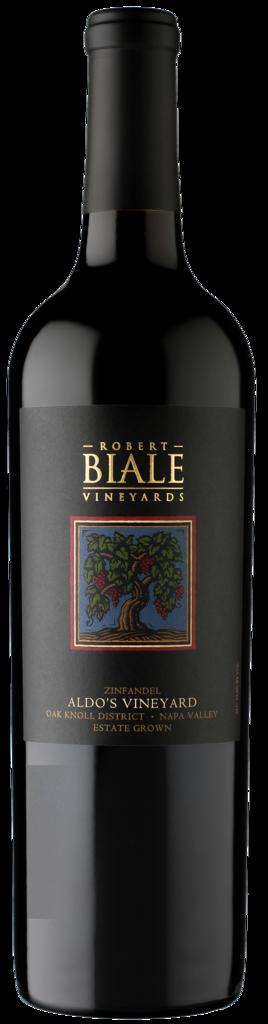 Robert Biale Vineyards Aldo's Vineyard Zinfandel Bottle Preview