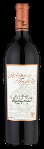 Robinson Family Vineyards Estate Cabernet Franc Bottle Preview