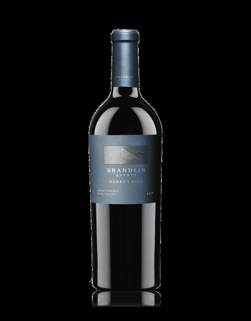 Brandlin Estate Henry's Keep Red Wine Bottle Preview