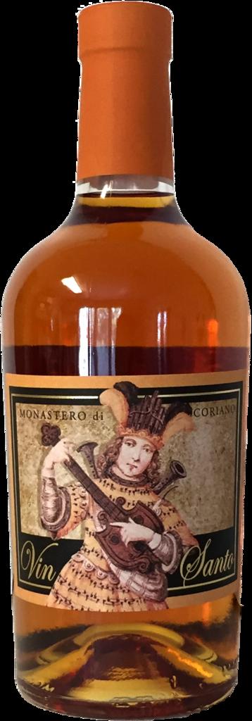 V. Sattui Winery Vin Santo 09 Monastero Di Cori Bottle Preview