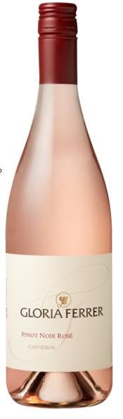 Gloria Ferrer Caves & Vineyards Pinot Noir Rosé Bottle Preview