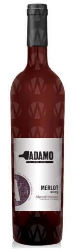 Adamo Estate Winery Edgerock Merlot
