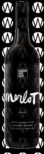 Vancouver Urban Winery Merlot
