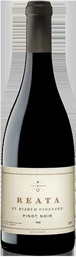 Jamieson Ranch Vineyards REATA EL DIABLO VINEYARD RUSSIN RIVER VALLEY PINOT NOIR Bottle Preview