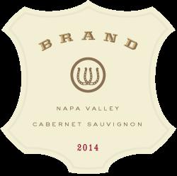 BRAND Napa Valley BRAND CABERNET SAUVIGNON Bottle Preview
