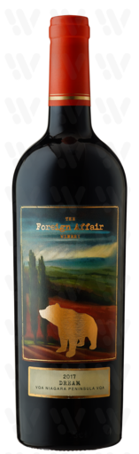 The Foreign Affair Winery Dream