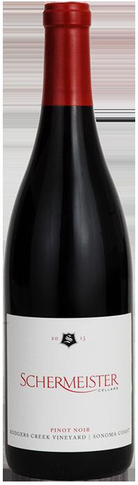 Rodgers Creek Vineyard Pinot Noir Bottle