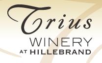 Trius Winery at Hillebrand Logo