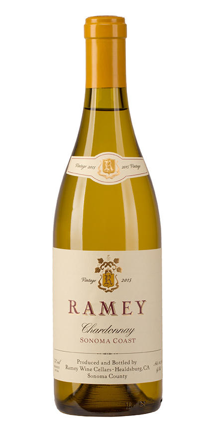 Ramey Wine Cellars Chardonnay, Sonoma Coast Bottle Preview