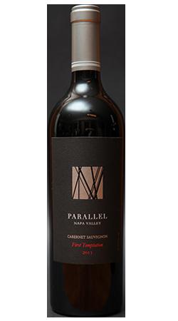 Parallel Napa Valley First Temptation Cabernet Sauvignon Bottle Preview