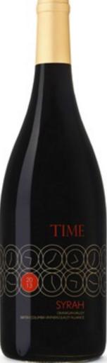 Time Estate Winery Syrah