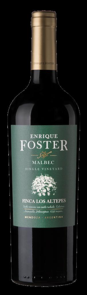Bodega Foster Lorca Foster Los Altepes Single Vineyard Malbec Bottle Preview