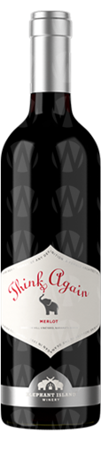 Elephant Island Orchard Wines Think Again Merlot