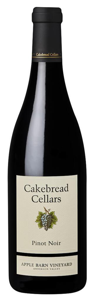 Pinot Noir Apple Barn Vineyard Anderson Valley Bottle