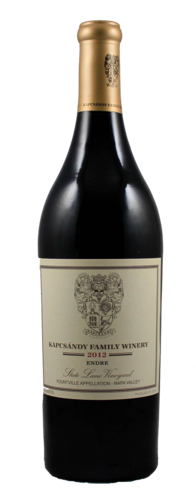 Kapcsandy Family Winery ENDRE Bottle Preview